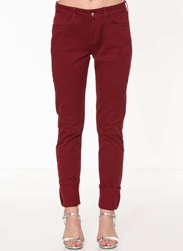 Tommy Hilfiger Pantolon | Slim Bordo